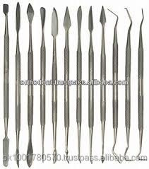 WAX CARVER SET 12 DENTAL PICK INSTRUMENT DESIGN JEWELRY/Highest Top Quality Dental Instruments