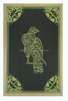 Islam Calligraphy Painting Muslim Handmade Hawk Artist Online Art Holy Gallery Arabic Artwork