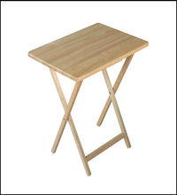 Hot Product from Thailand Wooden Folding TV tray table