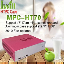 Hot Sale I5 ION4-M5 Dual Core 3.2 GHz Mini PC, GT730 Graphics, 4K Mini HTPC
