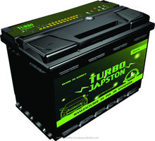 JIS Standard Dry Charged Automotive Car Battery