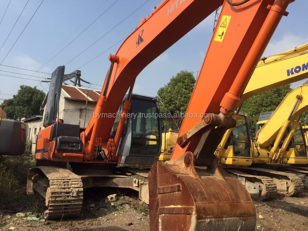 Used Original Japan Hitachi ZX200 Crawler Excavator, ZX210,240 excavator