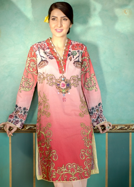 Embroidered Designer Suits