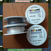 300M clear 0.20-0.35mm nylon monofilament fishing line 100% made in Germany best quality Different Types Available