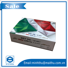 Custom paper box packaging for industry - sewing machine - MT01