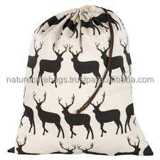 promotional fabric cotton canvas drawstring bag india supplier/ cotton shoulders canvas high quality shopping bag