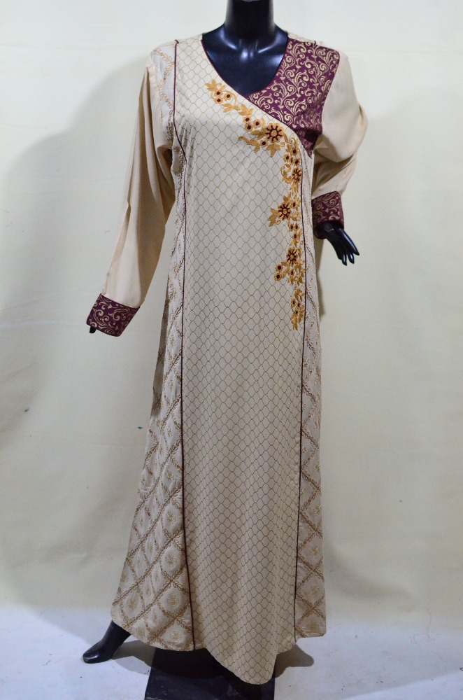 Beaituful Elegant Exclusive Maxi jubah dress muslimah clothing islamic wear for women