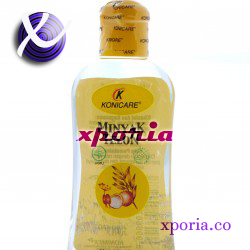 KONICARE Essential Oil CAJEPUT [Telon] 125ml | Indonesia Origin | Over the counter medicine for cold and gassy symptoms