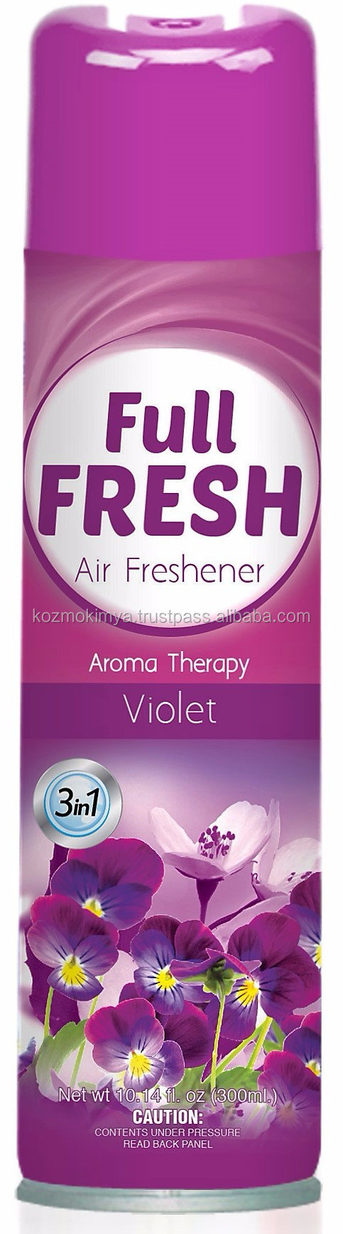 300ml Aroma Therapy Violet Air Freshener