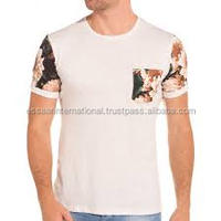 softextile Bodybuilding Plane sexy t-shirts for men with printed pocket