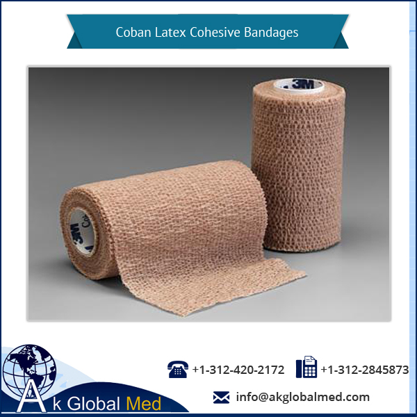 Top Quality Best Material Made Cohesive Bandages Wholesale Sale