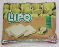 Durian Egg Cookie LIPO - Healthy durian snack in bag 210g