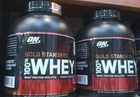 Gold Standard Supplement Powder Whey Protein Isolate