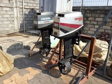 Yanmar D27 outboard used