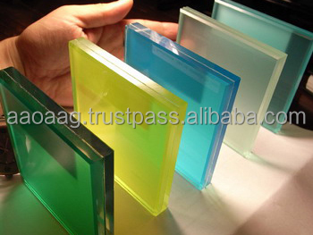 best price tempered safety Laminated glass
