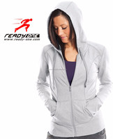 Custom printed windbreaker women hoodies fashion windproof hoodies for women all over floral gym