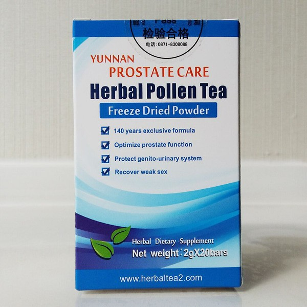 natural health medical tea prostatitis treatment and prevention