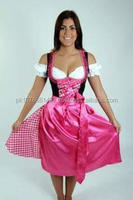 RipeMini Dirndl, with blouse, with apron / TRACHTEN DIRNDL DRESS / TRADITIONAL BAVARIAN DIRNDL