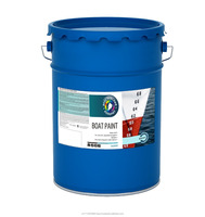 Alkyd Glossy Durable Boat Paint