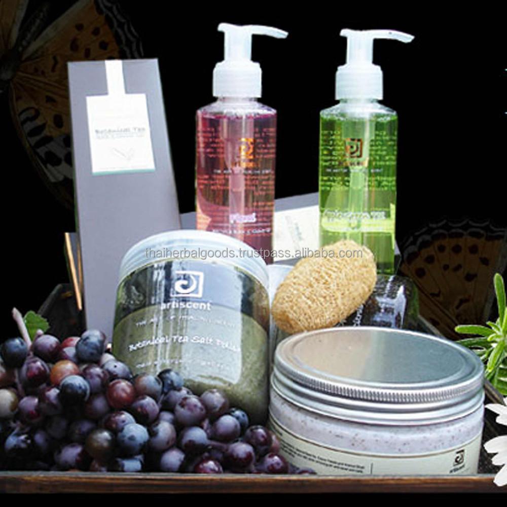 Aroma ba o de sal productos de spa tailand s naturales sal - Articulos para spa ...