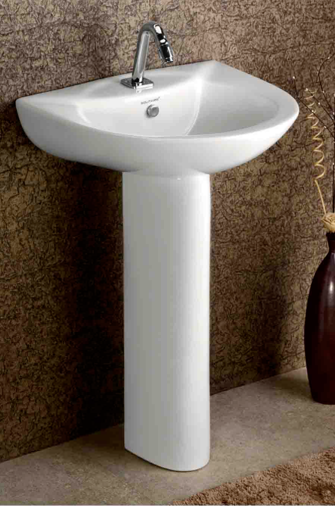 LATEST MODEL IN WASH BASIN PEDESTAL SET - MAVERICK