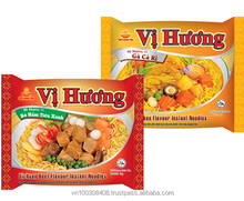 """Vi Huong"" Instant Noodles 70g Spicy Beef Flavour - Special Food from Vietnam"