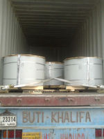 Pre Painted Galvanized Steel Coil RAL 5010 RAL 2004 RAL 1001 RAL 5012 RAL 9002
