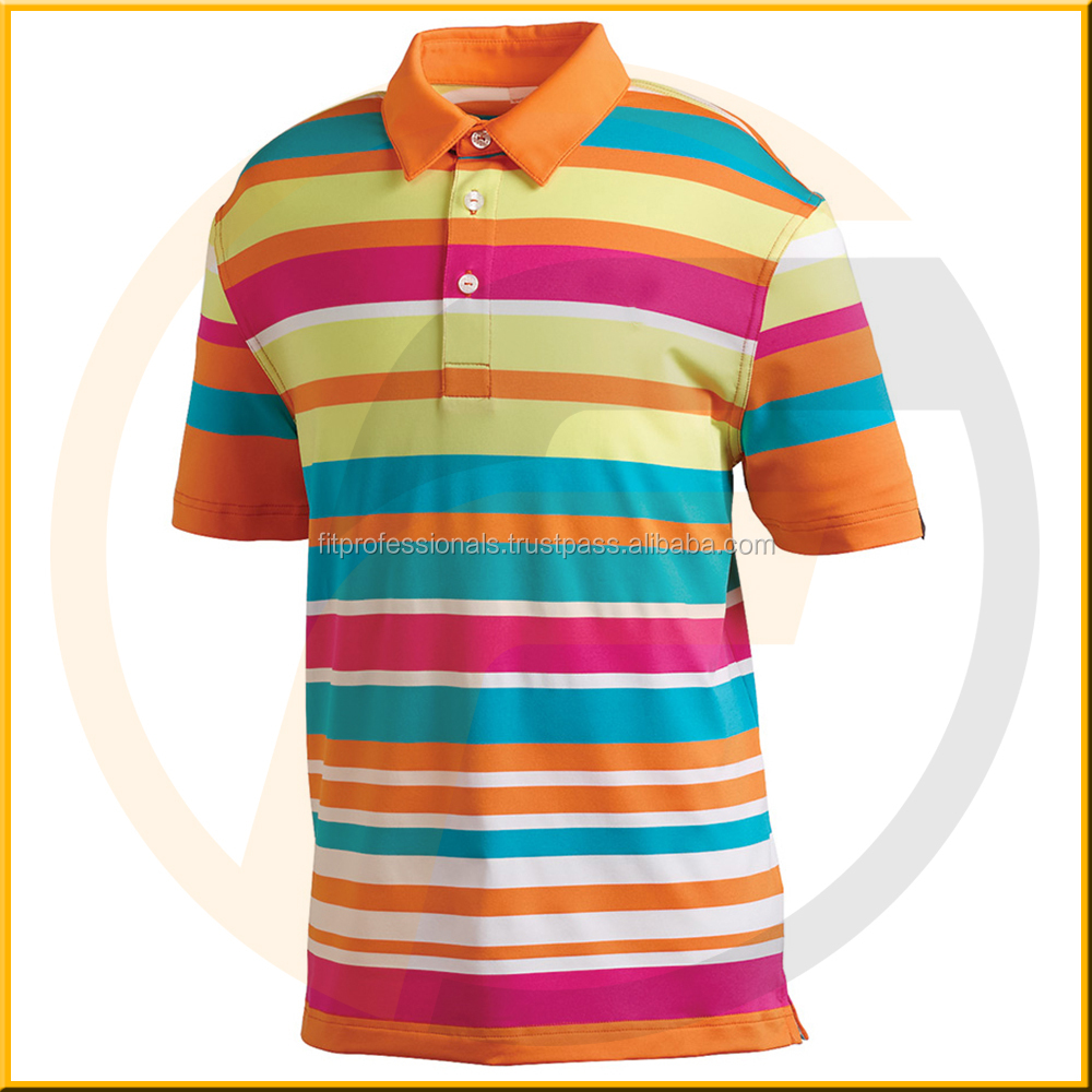 Hot selling striped plain fabric wholesale stock lot polo shirt