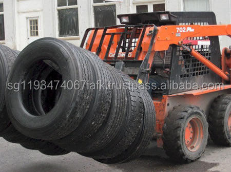 Best quality tires used on car truck
