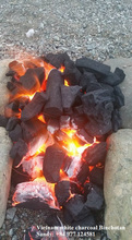 Vietnam black charcoal from natural wood for Best value