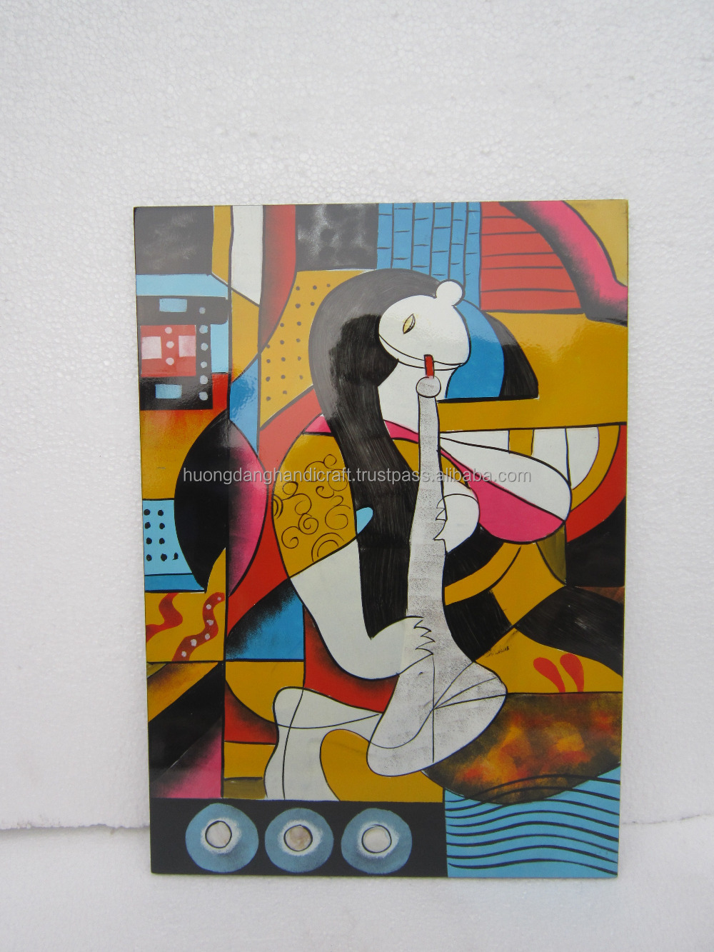 vietnamese lacquer paintings/ high quality products/material from nature/ made in Viet Nam