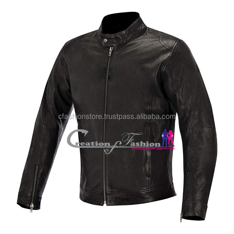 CFLMSM-1167 giacca huntsman men black 1pc jacket fast raising quality adult