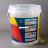20l yellow plastic buckets with gasket tear off lids for tyre sealant