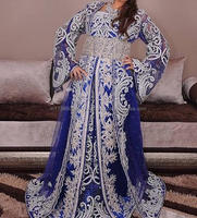 Moroccan Bridal wedding crystal kaftans 2016