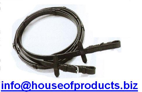 Bridle Reins Leather Reins Horse Bridles Leather Reins available in brown Leather