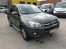 USED CARS - TOYOTA RAV4 D4-D PICK UP (LHD 6768 DIESEL)