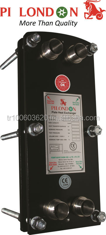 Swimming Pool Plate Heat Exchanger