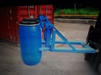 Forklift Drum Lifter (Custom Made)
