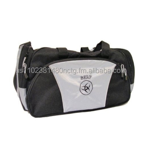 Celeritas Sports grey golf duffel