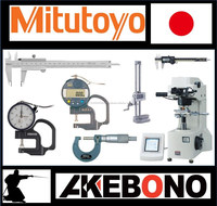 High precision and highly trusted Mitutoyo outside micrometer made in Japan