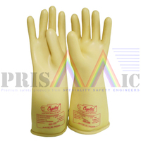 Insulating Electrical Rubber Gloves PRSM-PPE-HAP-IERG-510D Speciality Safety Engineers