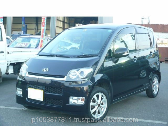 daihatsu move costomX Good looking japan suppliers used car at reasonable prices