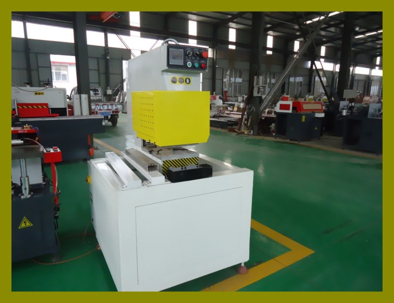 U-PVC Seamless Welding Machine