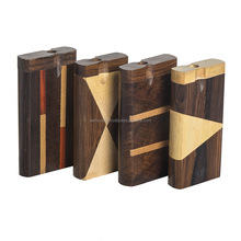 Handmade Wooden Cigarette Dugouts Smoking 4 Inches