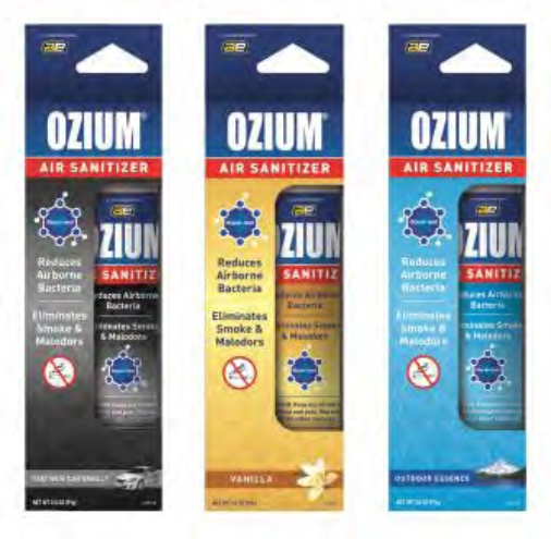 Ozium Spray 3.5oz Air Sanitizer