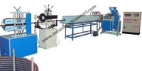 HDPE Pipe Plant (Made In India) good price hdpe machine hdpe pipe extruder plant