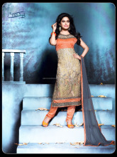 punjabi and south indian hand work salwar kameez designs