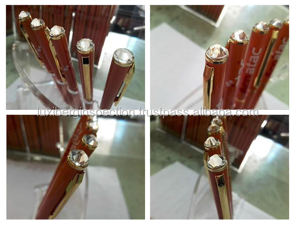 Gift and Premiums Inspection in China / Promotional Pen Quality Inspection / Third Party Inspection Company