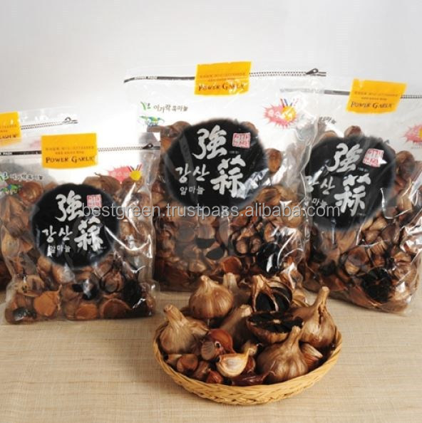 Fermented from the best qualified whole Black Garlic Health Food