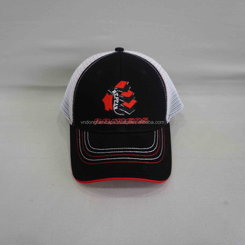Trucker Caps DT-8769 material cotton and mesh hight quality made in vietnam
